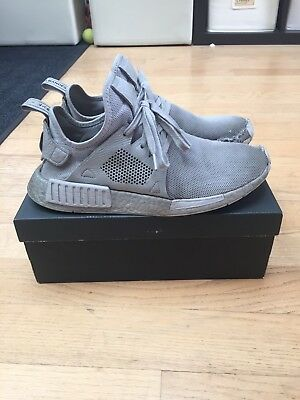 best sneakers a3d74 fd6a2 Adidas Originals NMD XR1 Triple Grey | eBay