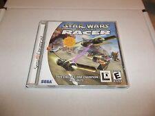 COMPLETE - Star Wars: Episode I: Racer (Sega Dreamcast, 2000)