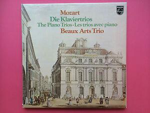 Mozart-Die-Klaviertrios-Beaux-Arti-Trio-Philips-6768-032-Ex-2LP