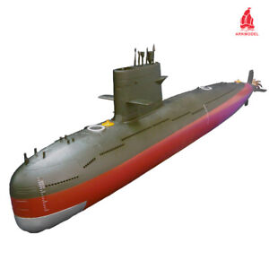 Details about Arkmodel 1:72 China Type 039 Song Class RC Submarine Plastic  Scale Model Ship