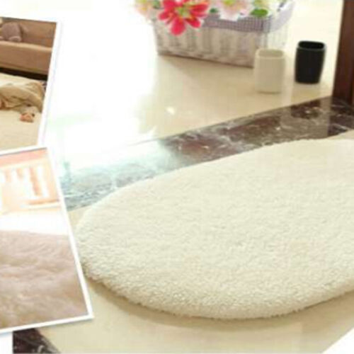 1x Soft Absorbent Memory Foam Bedroom Bath Bathroom Floor Shower Door Mat RDLHN