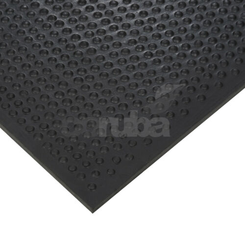 Non Porous Raised Studs 17mm Thick StableSaver 6ft x 4ft Horse Stable Mats