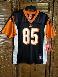 1479daa6 Details about New Reebok NFL Cincinnati Bengals Chad Ochocinco Johnson  Jersey 85 Sz XLarge