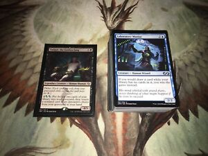 Details about Mtg Full EDH Deck - Tasigur the Golden Fang Toolbox - Lots of  Rares/Mythics!!!