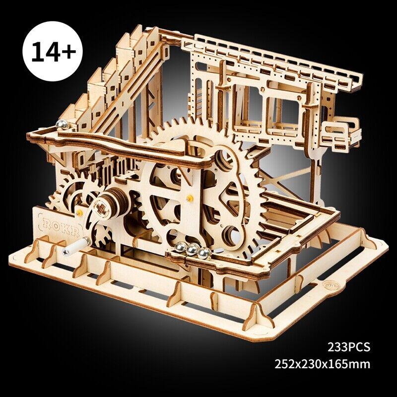 Robotime Robotime Robotime DIY Mechanische Modellbausätze Montage Spielzeug für Erwachsene Teens c6745b