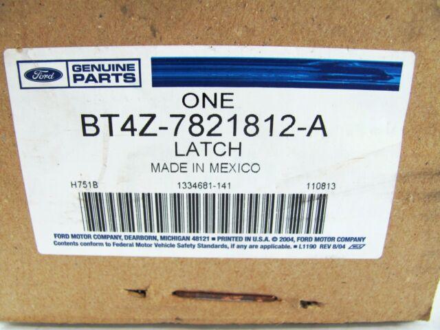 FORD LINCOLN BT4Z7821812A GENUINE OEM LATCH FoMoCo FREE SHIPPING