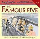 Five Go to Smugglers Top & Five Get into a Fix by Enid Blyton (CD-Audio, 2008)
