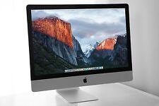 "PREMIER 27"" 5K Apple iMac 4.0 GHz Core i7 256BB SSD"
