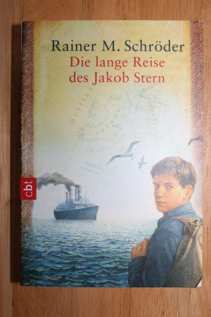 TB Die lange Reise des Jakob Stern von Rainer M.Schröder ISBN 9783570303092