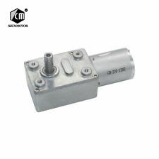 Dc6v12v24v High Torque Speed Reducer Metal Worm Gear Box Motors Reversible Low
