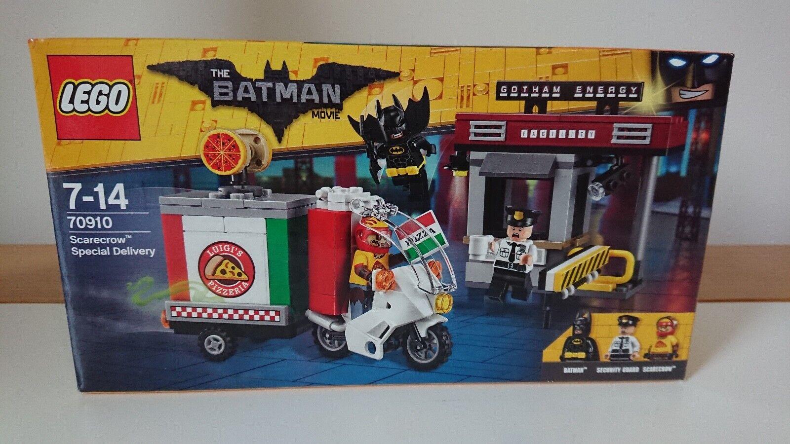 LEGO Batman Movie -- Scarecrow Special Delivery 2017 (70910) -- NEW   SEALED