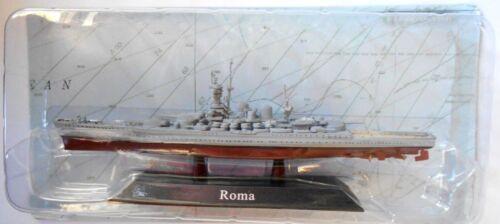 SCALA 1//1250 DEAGOSTINI ROMA DIE CAST NAVI DA GUERRA 66