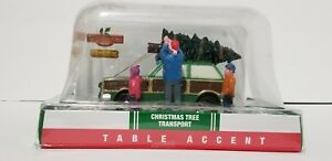 Lemax Village Collection Christmas Tree Transport # 43081