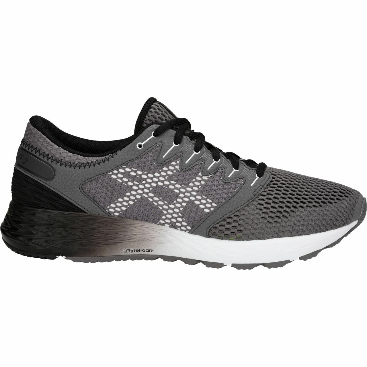 Asics 1011A136 021 Roadhawk FF 2 Carbon White Men's shoes