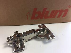 Blum Charnieres 25 Pour 20 X Paires Meuble Cuisine Standard
