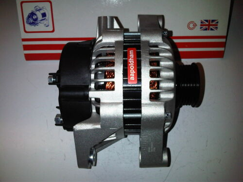 VAUXHALL ASTRA G 1.4 1.6 1.8 2.0 PETROL 120A HIGH OUTPUT NEW ALTERNATOR 1998-05