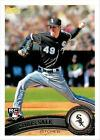 2011 Topps Chris Sale #65 Baseball Card