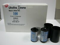 20 Rolls Ultrafine Xtreme 100 35mm Black & White Film 12 Exp 2019 Dating