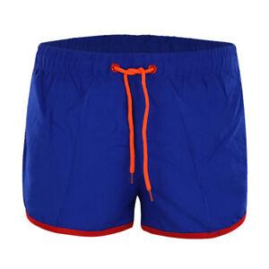 Costume-Uomo-Mare-Fluo-Boxer-Piscina-Pantaloncino-Casual-Bermuda-Shorts-Corto