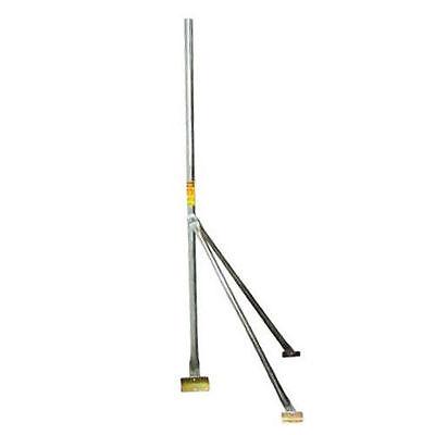 5' FT Tripod Mount Antenna Mast Sloped or Roof Peak Roof Mounting, 1 1/4