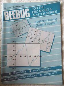 77187 Vol 10 No 07 Beebug Magazine 1991