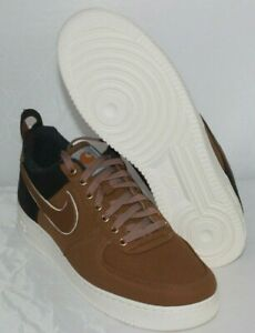 Details about Nike Air Force 1 Low Premium X Carhartt WIP Ale Brown Sail AF1 Shoes AV4113 200