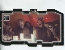 Star Wars 30th Anniversary Triptych Chase Card #2 The Underworld