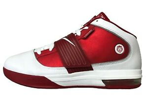 Nike-Zoom-Soldier-IV-TB-Red-White-Basketball-Shoe-US-Mens-Size-12-5-407630-105