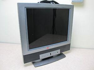 polycom vsx 3000 pal camera video conferencing ip 17 lcd monitor rh ebay co uk Avaya 1692 Polycom User Guide Polycom 550 User Guide