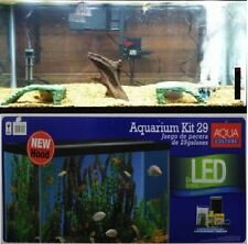 tetra funtips 20 tablets stick on glass fish treat complete wafer