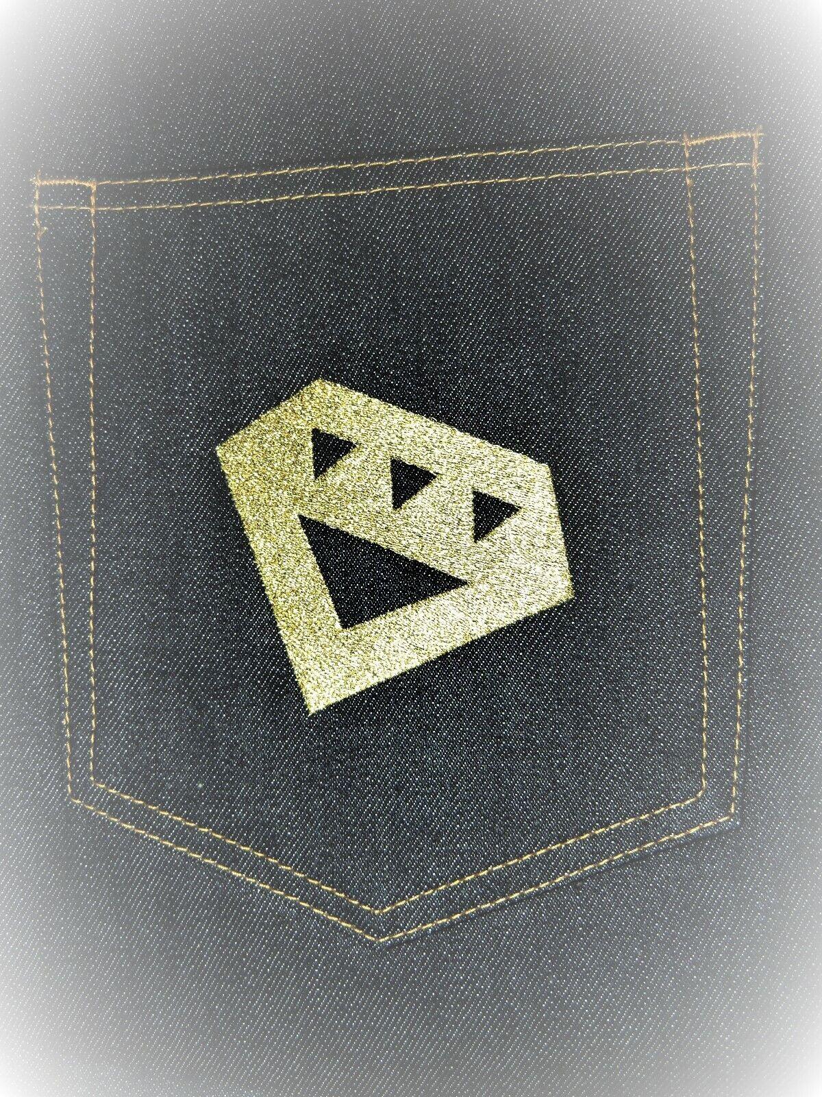 Billionaire Boys Club DIAMOND & DOLLAR denim shorts 2XL  BbcIceCream XXL  D&D