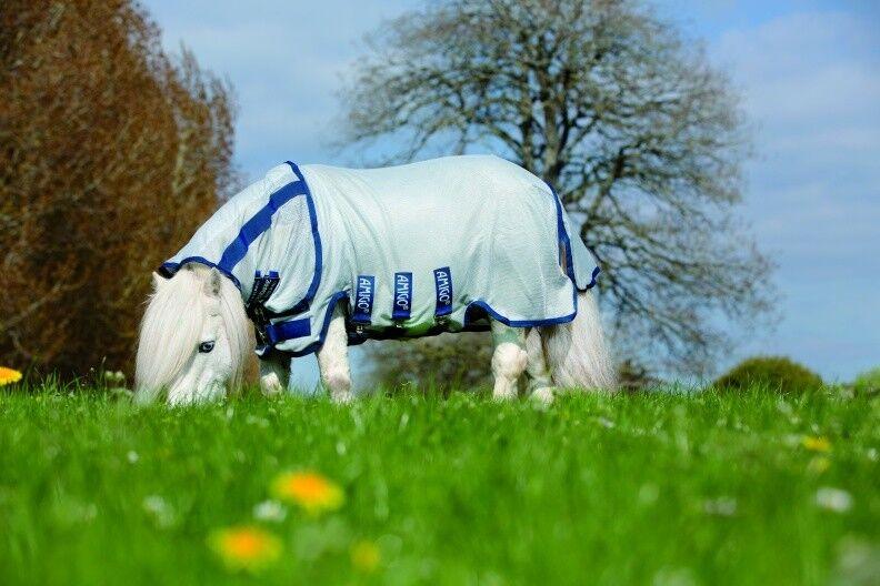 Horseware Amigo PETITE BUG RUG Miniature UV Predect Fly Midge Insect Rug ALL SIZ