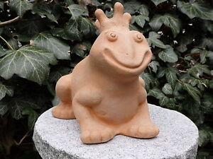 Neu Dekoration Lustiger Terracotta-frosch Deko-geschenk Partygeschenk Grillparty Perfekte Verarbeitung Möbel & Wohnen