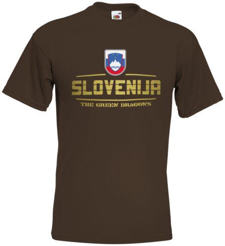 Slowenien  Fanshirt Trikot WM2018 S M L XL XXL