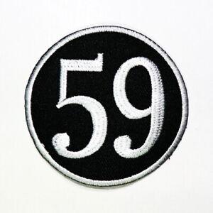 Cafe-Racer-59-Rocker-Ton-Up-Boys-Motos-Motard-Team-bricolage-Veste-iron-on-patch