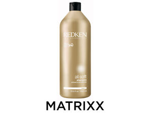 Redken-All-Soft-Conditioner-Spuelung-1000ml-fuer-trockenes-Haar