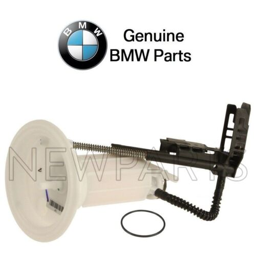For BMW E60 5-Series Driver Left Fuel Filter Assembly /& Seal Ring Genuine