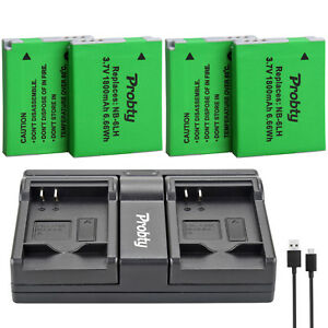 NB-6L-Battery-Charger-for-Canon-Powershot-S120-SX510-SX280-HS-SX500-is-SX700