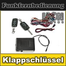 Funkfernbedienung Klappschlüssel Funk VW Scirocco Corrado FOX Polo 1 2 3 86c 6N