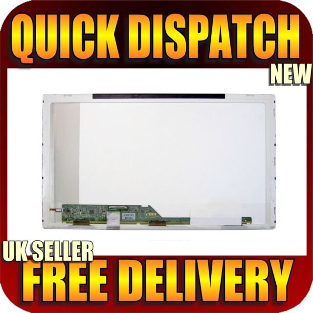 "COMPATIBLE 15.6"" B156XW02 V.3 H/W:4A  LAPTOP SCREEN PANEL"
