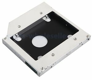 Generic 2nd Hard Drive Hdd Ssd Caddy for Asus K50i F55a M50v K60ij K60i
