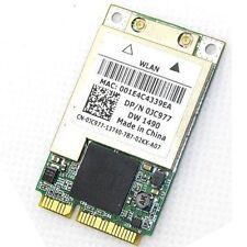 BroadCom DW1490 BCM94311 BCM4311 Mini PCI-E WLAN Wireless Card JC977 for Dell