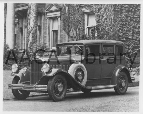Picture Factory Photo 1929 Pierce-Arrow Series 133 4 Door Sedan Ref. #65201