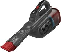 Artikelbild Black & Decker Akkustaubsauger BHHV315B Dustbuster, titanium/ rot