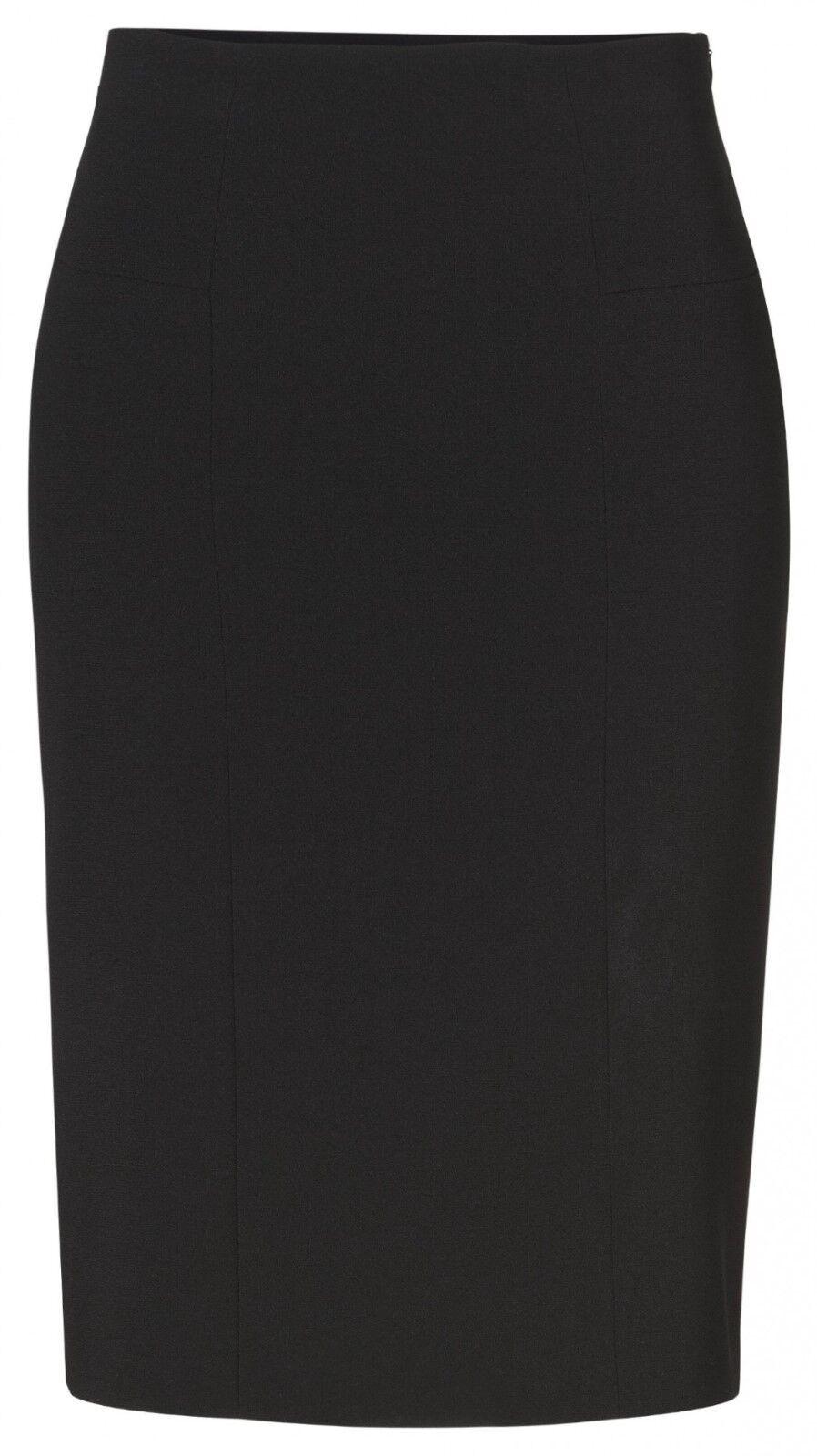 Laurel  Bleistiftrock in schwarz, Größe 36