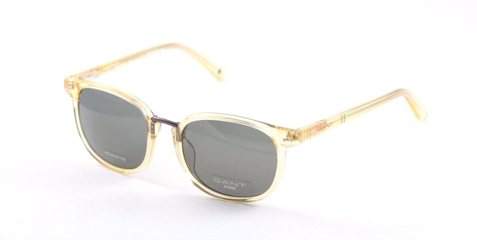 Neu Gant Vintage Retro Look Sonnenbrille Sonnenbrille Sonnenbrille Floyd 52-20-140 Bernstein    Niedrige Kosten  c6cb9d