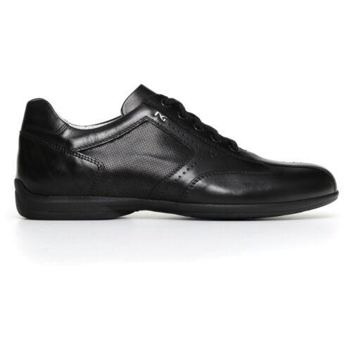 chaussure klassisch casual NeroGiardini Herren Kollektion P800140U schwarz
