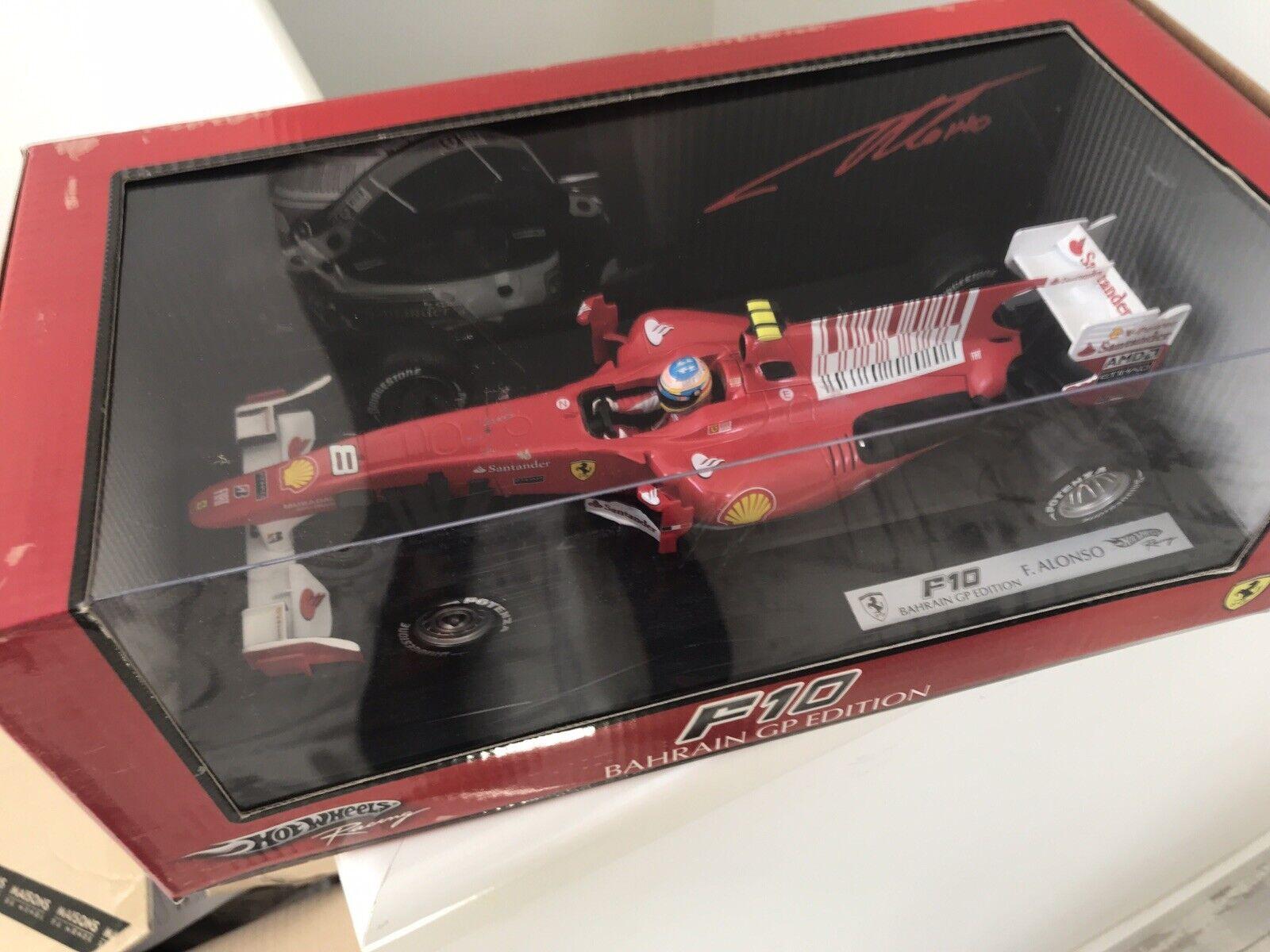 Coches escala 1 18 Ferrari F10 FA