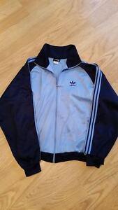 jalea Iniciar sesión espía  Adidas Jacket vintage retro old school jacket 80s 90s | eBay