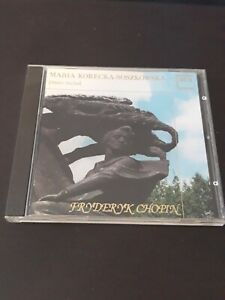 Maria-Korecka-Soszkowska-Chopin-Piano-Recital-US-IMPORT-CD-NEW